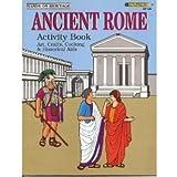 Ancient Rome Activity Book