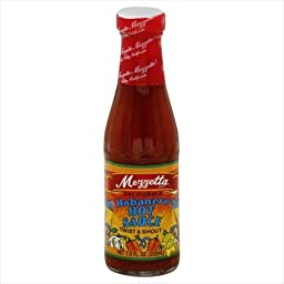 Mezzetta, Sauce Habanero Hot Calif, 7.5 OZ (Pack of 3)