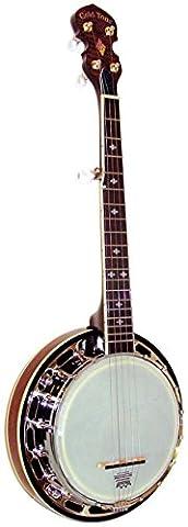 Gold Tone Children's Mini Banjo w/ Hard Case (Children Banjo)