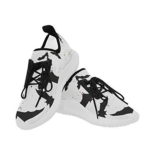 D-story Chauve-souris Ultra Léger Chaussures De Course Hommes Boost Espadrilles