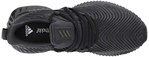 Adidas Kids Alphabounce Instinct, Carbon/Core Black/Carbon, 2 M US Little Kid by adidas (Image #8)