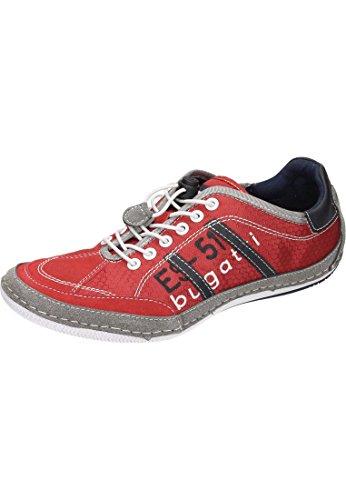 Bugatti Herren Bugatti 321480066954 Herren Rot Sneaker ZYZqdBwx