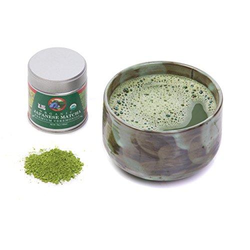 IRWIN REMEDIES Organic Japanese Matcha Premium Ceremonial - USDA+JAS Dual Certified