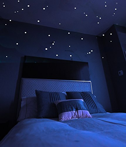 Glow In The Dark Wall Decals Amazon Com
