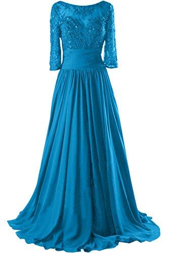 para azul trapecio Topkleider Vestido 60 mujer zg77Eqx