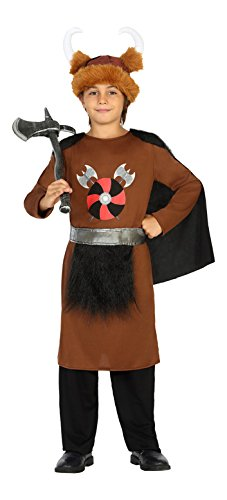 Atosa- Disfraz Vikingo, 3 a 4 años (20702): Amazon.es: Juguetes y ...
