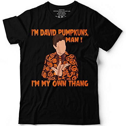 David Pumpkin I'm My Own Thing Halloween Saturday Night Shirt Customized Handmade Hoodie/Sweater/Long Sleeve/Tank Top/Premium T-shirt -