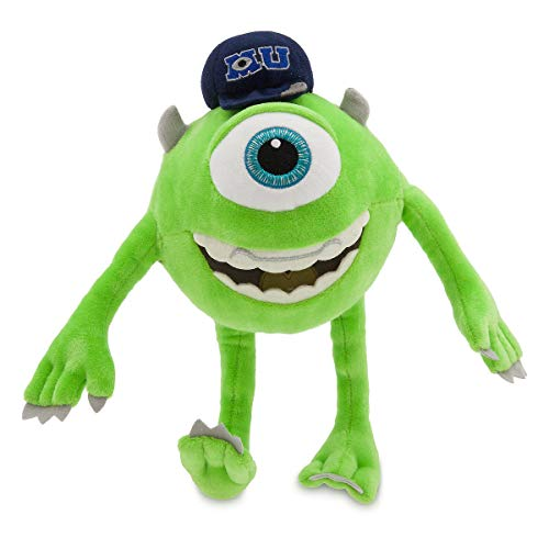Disney Authentic Mike Wazowski Monsters Inc. University Plush Toy Doll 10