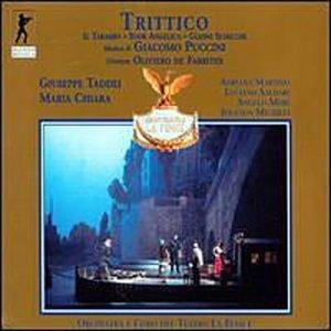 Puccini : Il Trittico- Il Tabarro 수세 안젤리카 Gianni Sc..