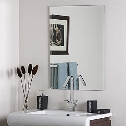 Buy SDG Frameless Rectangular Bathroom Mirror Online at Low Prices Where To Buy Bathroom Mirrors on customer service mirrors, where to hang mirrors, wholesale mirrors, library mirrors,