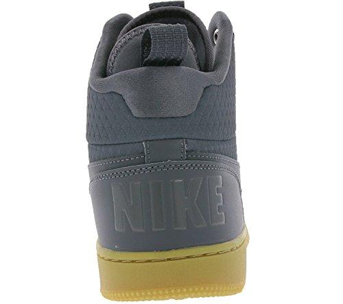 Mid Gris Hommes NIKE Court Sneaker doublé Winter Borough EWxwBO7Aqa
