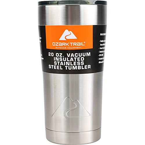 NEW Ozark Trail 20 oz Tumbler Vacuum Insulated Stainless Ste