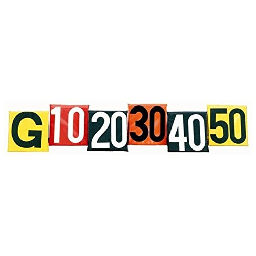 一流の品質 サイドラインマーカー B0754WH8CW 10 10 オレンジ/ブラック B0754WH8CW, kodomore:49800ba2 --- portfolio.studioalex.nl