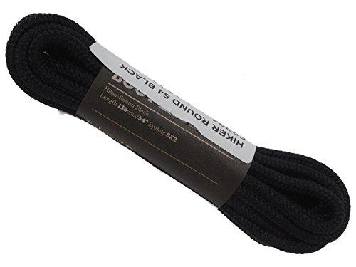 Hiker 54 Round Noir Timberland Lacets Black tqEvxg51