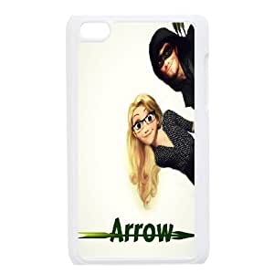 High Quality -ChenDong PHONE CASE- FOR IPod Touch 4th -Green Arrow Series-UNIQUE-DESIGH 6