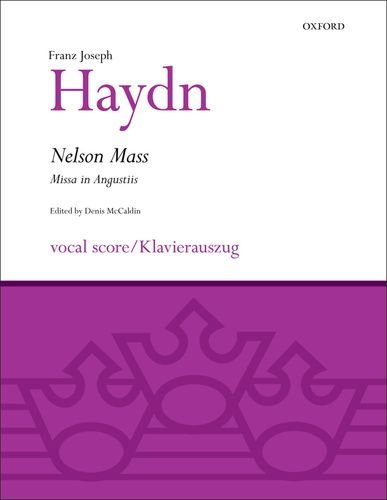 Nelson Mass (Missa in Angustiis): Vocal score (Classic Choral Works)