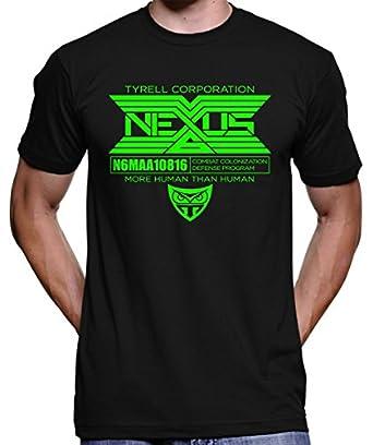 Nexus 6 More human than human T-shirt - Memetic Tees
