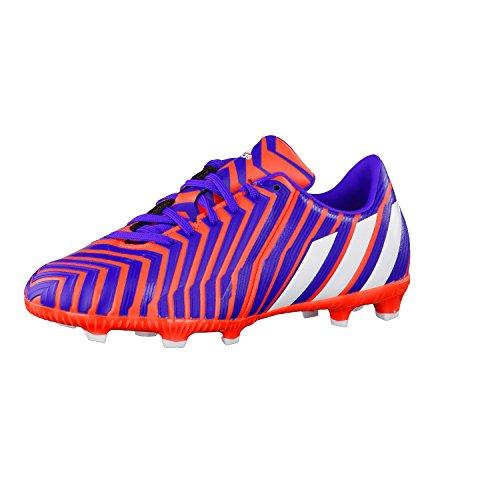 adidas Predator Absolado istinto FG edbsf base ball scarpe., Blu (solar red/ftwr white/night flash s15), 29