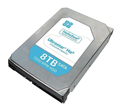 Sas Storage (HGST HUH728080ALE600 0F25739 8000GB 7,2K RPM SATA 128MB 3.5