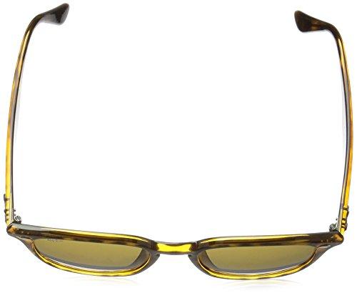 Gafas Havana Rayban De Unisex 0rb4258f 710 52 brown Sol 73 Shiny HIHBq