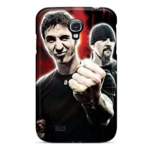 MarieFrancePitre Samsung Galaxy S4 Protective Cell-phone Hard Cover Provide Private Custom HD Godsmack Band Series [Xhk3935JPUj]