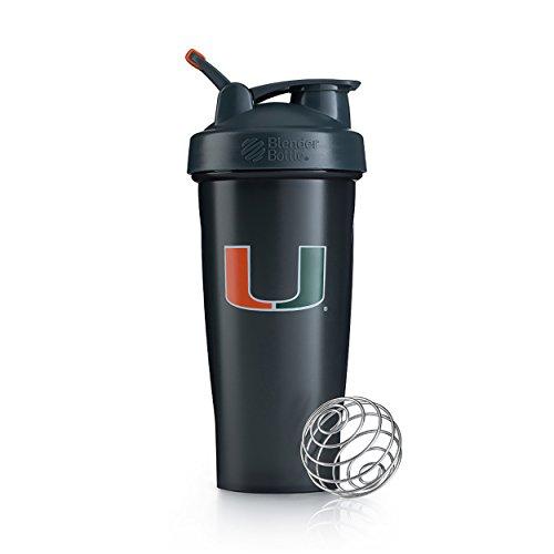 Blender Bottle University of Miami 28 oz. Shaker Bottle - Gr