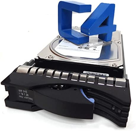 10N7234 IBM 300GB 15K RPM 3.5 Inch SAS Hard Drive With Tray For I