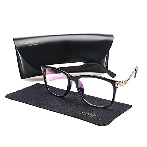 Eyewear Frames Eyeglasses Optical Frame Wayfarer Classic Clear Lens Glasses For - Hair Men Glasses Long