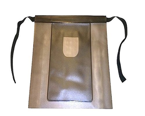 Ostomy Bag Cover & Open Wound Shower Guard. (X-large Size 36-45) ()