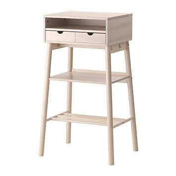 Amazon.com: Ikea Standing desk, white birch 826.292914.3422 ...