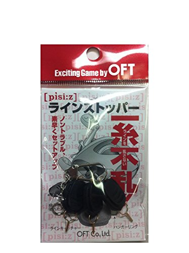 オフト(OFT) ピシーズ ラインストッパー スター ブラックの商品画像