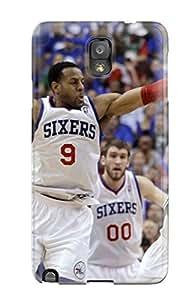 Albert R. McDonough's Shop Hot philadelphia 76ers nba basketball (22) NBA Sports & Colleges colorful Note 3 cases 7399002K330501420