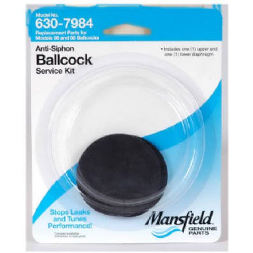 MANSFIELD PLUMBING PRODUCTS TV662668 Ballcock Service Pack