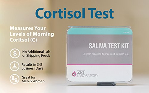 Amazon.com: AM Cortisol (C) - Saliva Hormone Level Imbalance Testing Kit: Health & Personal Care