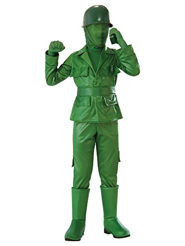 Rubie's Costume Co Green Army Boy Costume, Medium]()