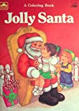 img - for Jolly Santa (A Golden Book) (A Golden Book) book / textbook / text book