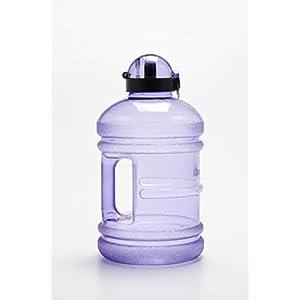 Bluewave Daily 8 Tritan BPA Free Water Jug - 1.9 Liter (64 oz) Iris Purple (Gen2)