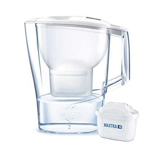 Brita 1024022Aluna Cool Wassfi Switch, Funnel And JugSmma, Lid, Abs, White, 25X 8.5X 25Cm