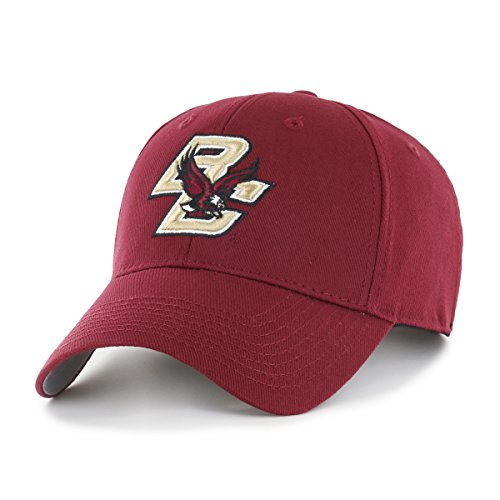 OTS NCAA Boston College Eagles All-Star MVP Adjustable Hat, Cardinal, One - Visor College