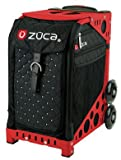 Zuca Artist Mystic Sport Insert Bag with Red Frame, 4 Large Utility Pouches