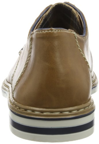 Rieker Mens Finchley Lightweight Casual Shoes Brown (Toffee/Royal/Zimt / 25) vZxbZEO