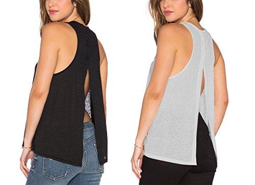 2 split shirt - 2