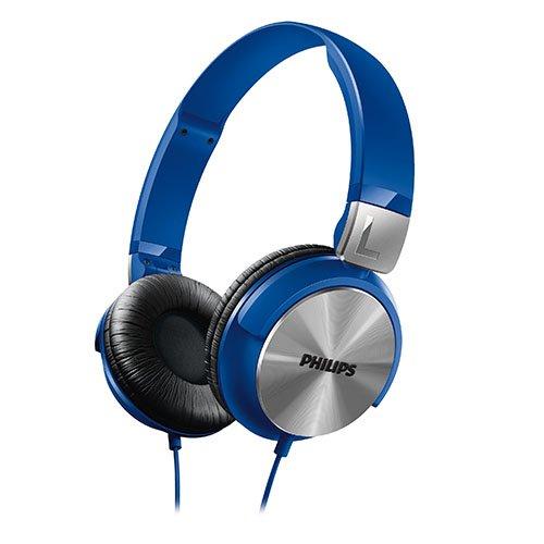 Philips SHL3160BL/27 Headphones, Blue