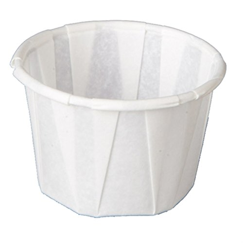 F100 1-OZ PAPER PORTION CUP (Case of 5000)