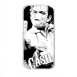 Johnny Gash Fahionable And Popular Back Case Cover For HTC One M8