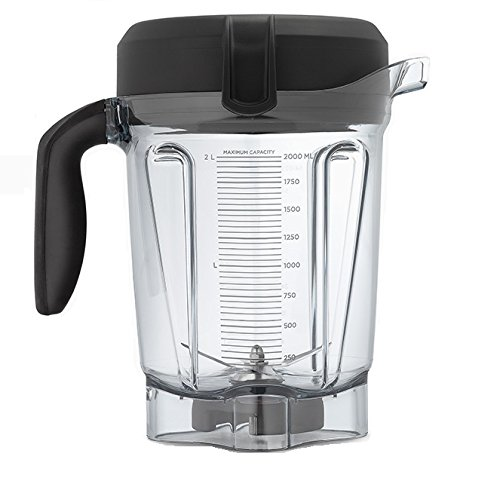 - Vitamix 016228 Low Profile 64 Ounce Container