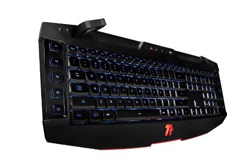 Thermaltake eSPORTS KB-CHU003US Challenger Ultimate Gaming Keyboard by Thermaltake