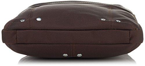 Piquadro Bolso bandolera, marrón (Marrón) - CA1358LK/CU TESTA MORO