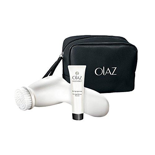 Olaz Regenerist 3-Zone Reinigungssystem + Kosmetiktasche