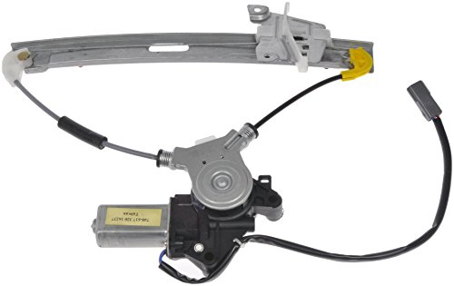 Dorman 748-617 Rear Driver Side Power Window Regulator and Motor Assembly for Select ford / Mercury Models